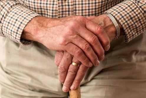 Geringe gesetzliche Rente